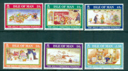 Isle Of Man 2008 Xmas MUH Lot66421 - Isola Di Man