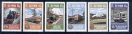 Isle Of Man 2013 IOM Railways, Trains MUH - Isle Of Man