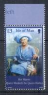 Isle Of Man 2002 Queen Mother In Memoriam MUH - Isola Di Man