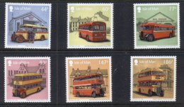 Isle Of Man 2015 Manx Buses MUH - Isle Of Man