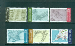 Isle Of Man 2007 Historical Maps MUH Lot66470 - Isle Of Man