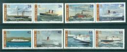 Isle Of Man 2005 Steam Packet Co. Ships Pairs MUH Lot66437 - Man (Ile De)