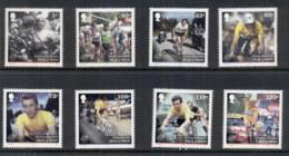Isle Of Man 2013 Tour De France Cycling 100th Anniv MUH - Man (Ile De)