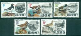 Alderney 1984 Waterbirds MLH Lot54005 - Alderney