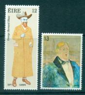 Ireland 1980 Europa, Celebrities MUH Lot65763 - 1949-... Republic Of Ireland