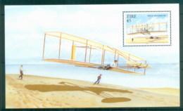 Ireland 2003 Powered Flight MS MUH - Unused Stamps