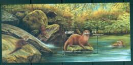 Ireland 2002 Wildlife, Mammals MS MUH - Unused Stamps