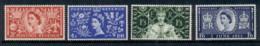 GB 1953 Coronation MUH - 1952-.... (Elizabeth II)