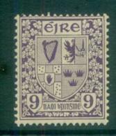 Ireland 1922-23 9d Coat Of Arms MLH Lot78559 - 1922-37 Irish Free State