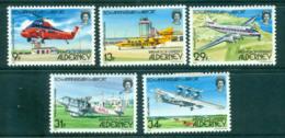 Alderney 1985 Alderney Airport MLH Lot54058 - Alderney