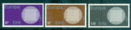 Ireland 1970 Europa, Woven Threads MUH Lot65497 - 1949-... Republic Of Ireland