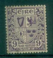 Ireland 1922-23 9d Coat Of Arms FU Lot78542 - 1922-37 Irish Free State
