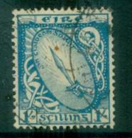 Ireland 1940-49 1/- Sword Of Light FU Lot78582 - 1937-1949 Éire