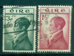 Ireland 1953 Robert Emmet FU Lot78644 - 1949-... Republic Of Ireland