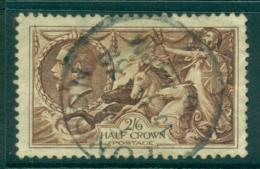 GB 1919 Seahorses Redrawn 2/6 FU Lot32697 - 1902-1951 (Könige)