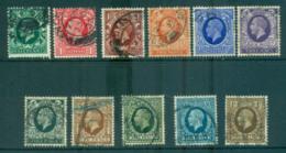 GB 1934-36 KGV Photogravure To 1/- FU Lot66763 - 1902-1951 (Könige)