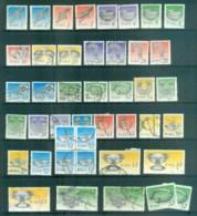 Ireland 1990-95 Irish Heritage Treasures Defins Asst FU Lot78810 - 1949-... Republic Of Ireland