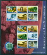 Ireland 2000 Millenium, Epic Journeys MS MUH - Unused Stamps