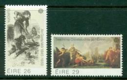 Ireland 1982 Europa MUH Lot15300 - 1949-... Republic Of Ireland