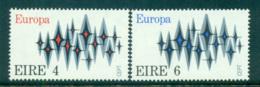 Ireland 1972 Europa, Sparkles MUH Lot65540 - Unused Stamps