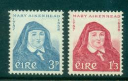 Ireland 1958 Mother Mary Aitkenhead MUH Lot54542 - 1949-... Republic Of Ireland