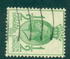 GB 1929 PUC ½d Watermark Sideways FU Lot32666 - 1902-1951 (Könige)