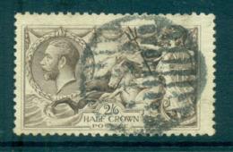 GB 1912-18 KGV 2/6d Seahorse Brown FU Lot66748 - 1902-1951 (Könige)