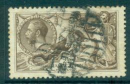 GB 1912-18 KGV 2/6d Seahorse Brown FU Lot66749 - 1902-1951 (Könige)
