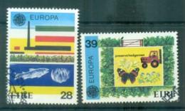 Ireland 1986 Europa FU Lot78826 - 1949-... Republic Of Ireland