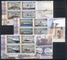 Isle Of Man 2005 IOM Steam Packet Ships Pr MUH - Man (Ile De)