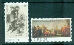 Ireland 1982 Europa, History MUH Lot65836 - 1949-... Republic Of Ireland