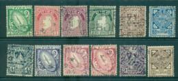 Ireland 1922-23 Definitives Asst To 10d FU Lot54523 - 1922-37 Irish Free State
