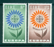 Ireland 1964 Europa, Daisy Of Petals MUH Lot65374 - Used Stamps
