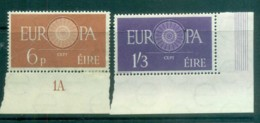 Ireland 1960 Europa MLH Lot78666 - Used Stamps