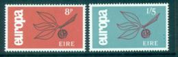 Ireland 1965 Europa, Leaves & Fruit MUH Lot65394 - 1949-... Republic Of Ireland