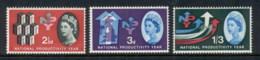 GB 1962 NPY National Productivity Year Phosphor MUH - 1952-.... (Elizabeth II)
