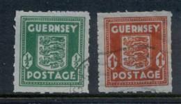 Guernsey 1942 Guernsey Occupation, Blue Paper FU - Guernsey