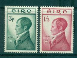 Ireland 1953 Robert Emmet MUH Lot54533 - 1949-... Republic Of Ireland
