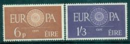 Ireland 1960 Europa, Spoked Wheel MUH Lot65304 - 1949-... Republic Of Ireland