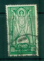 Ireland 1937 2/6d St Patrick Wmk Se FU Lot78562 - Used Stamps
