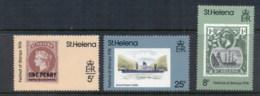 St Helena 1976 Festival Of Stamps MUH - Saint Helena Island