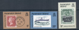 Ascension Is 1976 Festival Of Stamps MUH - Ascension (Ile De L')
