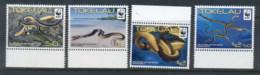 Tokelau Is 2011 WWF Pelagic Sea Snake MUH - Tokelau