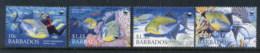 Barbados 2006 WWF Queen Triggerfish MUH - Barbades (1966-...)
