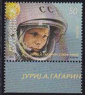 Macedonia 2009 Cosmonaut Yuri Gagarin, MNH (**) Michel 496 - Macedonia