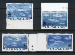 Bermuda 2004 WWF Atlantic Bluefin Tuna MUH - Bermuda
