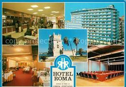 73241835 Lisboa Hotel Roma Lisboa - Portugal