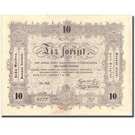 Billet, Hongrie, 10 Forint, 1848, 1848-09-01, KM:S117, SUP - Hongrie