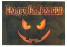 Trójwymiarowa Lenticulaire 3D - Świąteczna - Halloween