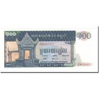 Billet, Cambodge, 100 Riels, 1963-1972, KM:12a, NEUF - Cambodge
